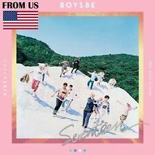 Seventeen BOYS BE 2nd Mini Album HIDE Ver. CD+PhotoBook+PhotoCard+Map+Sticker
