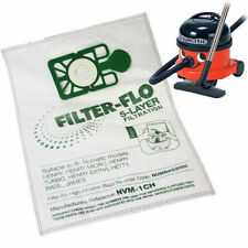 Henry Hoover Bags x 10 Hetty Vacuum Cleaner New Hepa Numatic Hepaflo (n2000)