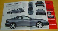 1991 1993 94 1992 Toyota Celica All Trac Turbo 1998cc IMP Info/Specs/photo 15x9