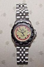 AUTH TAG HEUER SWISS LADIES WATCH PROFESSIONAL 200 METERS 371 508 QUARTZ AS IS