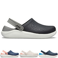 Unisex Adults Crocs LiteRide Clog Comfort Beach Holiday Summer Sandals All Sizes