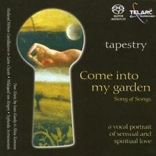 Laurie Monahan : Song of Songs - Some Into My Garden [sacd/cd Hybrid] CD (2003)