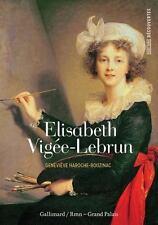Elisabeth Vigée-Lebrun (Decouvertes Gallimard), , Haroche-Bouzinac, Geneviève, V