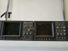 Tektronix 1731 Waveform and 1721 Vectorscope in rack mount frame