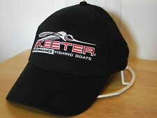CAP SKEETER PERFORMANCE FISHING BOATS CAP EMBROIDERED LOGO VERY GOOD CONDITION