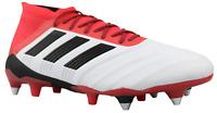 Adidas Predator 18.1 SG Fussballschuhe Leder Stollen weiß CQ1691 Gr. 42,5 43 NEU