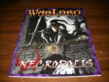 Reaper: Warlord: Faction Book Necropolis Thule