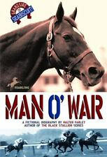 Man O'War by Walter Farley, Good Book