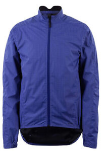 SUGOI MENS ZAP REFLECTIVE JACKET IN WHIP ZAP SZ L NWT