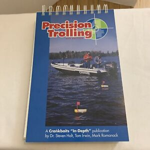 Precision Trolling Big Water Edition Boat Waterproof Plastic Pages Book