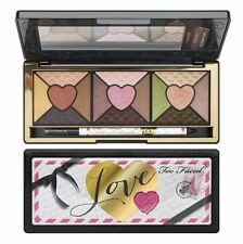 Too Faced Love Palette 16 Color Collection + Black Eyeliner 100% Authentic NIB