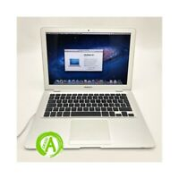 "APPLE MACBOOK AIR 13"" A1237 2008 2 DUO RAM 2GB HDD 60GB TASTIERA ITA GRADO A-"