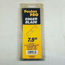 """Poulan PRO 7.5"""" Edger Blade (952-711625) - NIP"""
