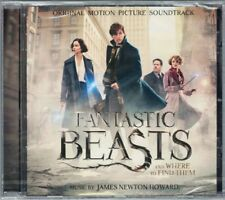 Fantastic Beasts and where to find them James Newton Howard OST COLONNA SONORA CD