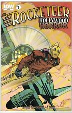 THE ROCKETEER: HOLLYWOOD HORROR #1-4 COMPLETE MINI-SERIES PLUS SUB COVER #1