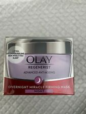 Olay Regenerist Advanced Anti-Ageing Overnight Miracle Firming Mask NIGHT - 50ml