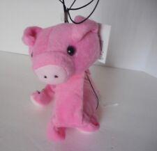 Plush Animal Marionette Puppet Pig