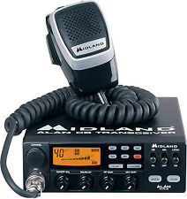 CB Radio Midland Alan 48 Plus Multi Standard Midland AM FM 12V 40 Channel