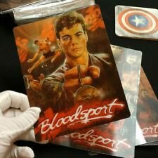 BLOODSPORT - Multi Image 3D Lenticular Magnet Cover FOR bluray steelbook