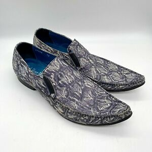 Mark Nason Rock Never Dies Leather Loafers Italy