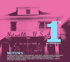 Motown Number Ones No. 1's One's (CD) Marvelettes Vandellas Temptations Supremes