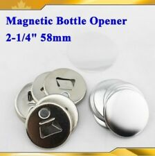 58mm 20sets Bottle Opener Button For button maker