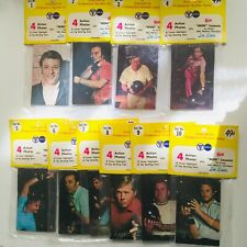 1970s Pro Bowling rare 10 different factory sealed card sets