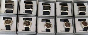 Wholesale Job Lot 10 Men's Ladies Spirit Watches RRP 190 e16