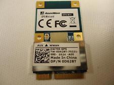 DELL INSPIRON 1010 MINI GPS PCI WIRELESS WWAN CARD DW700 GPS-M11 D628T CN-0D628T