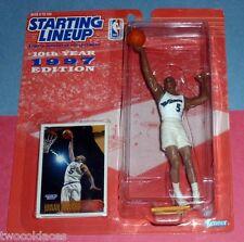 1997 JUWAN HOWARD Washington Wizards Bullets - low s/h - Starting Lineup