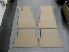 $$$ Velours Fußmatten für Mercedes Benz R107 SL / W107 SL + CHAMPIGNON + NEU $$$