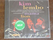 KIM LEMBO Mama lion CD NEUF