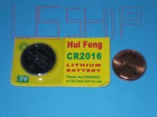 Unbranded/Generic CR2016 Single Use Batteries