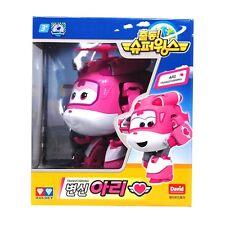 Super Wings Toys ARI Transforming Plane Series Korean Animation Action Figure