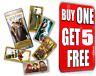 Panini ☆ Harry Potter Contact Single Trading Cards ☆ BUY 1 GET 5 FREE!! ☆
