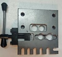 Common Rail Injector Holding Plate Fixture for Assembling Dismantling of CRI's.