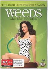 Weeds : Season 4 (DVD, 2010, 3-Disc Set) NEW