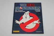 The Real Ghostbusters Panini Album (1988) 100% komplett