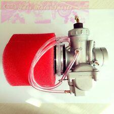 Mikuni VM24 28mm Carburetor air filtel Carb for Suzuki RM65 RM80 RM85 Carburetor