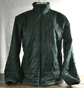 NWT Marmot Men's M Montero Jacket Primaloft Green Regular Fit Lightweight Puffer