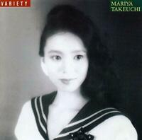 MARIYA TAKEUCHI-VARIETY (30TH ANNVERSARY EDITION) -CD Bonus Track