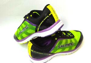 Salming Speed black Damen Laufschuhe Trekking Sportschuhe Gr. 38 2/3