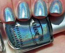 Color Club: BLUE HEAVEN 979 Halo Hues Holographic Holo FREEPOST AUSTRALIA