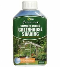 Summer Cloud Greenhouse Shading Garden Sunshade Reduce Heat Greenhouses