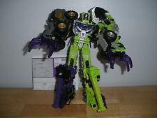 Transformers Devastator Constructicons 2005 Walmart Deluxe Classic CHUG Lot
