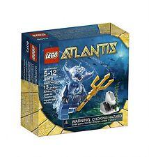 LEGO® Atlantis - Manta Warrier Building Play Set 8073 NEW NIB Retired