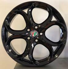 """Cerchi in lega Alfa Giulia 159 Brera Giulietta Stelvio da 19"""" Nuovi SUPER TOP"""