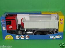 Bruder 03622 MB Arocs LKW mit Abrollcontainer Blitzversand per DHL-Paket