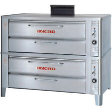 Blodgett 961P Double Deck Gas Oven