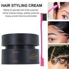 Hair Oil Wax Cream Edge Control Broken Hair Finishing Anti-Frizz Fixative Cream